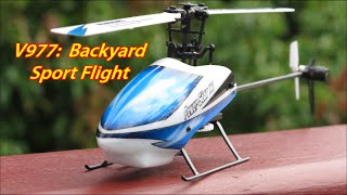 V977 Backyard Sport Flight