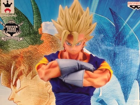 Super Saiyan Vegetto Master Stars Piece Figure Review