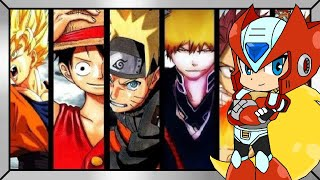 Top 10 Animes Shonen Favoritos