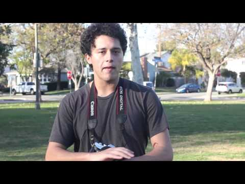 17 Year Old Directing His Own Movie & Working on Pro Film Sets