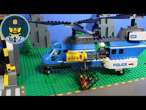 Jual Lego City Police Helicopter 05 Kedaiterbaik