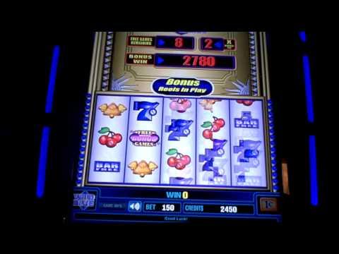 25 cent slot machine wins
