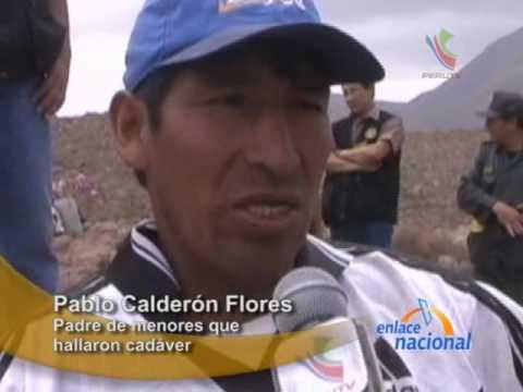 Hallan cadaver de joven mujer al pie de volcan Chachani, en Arequipa