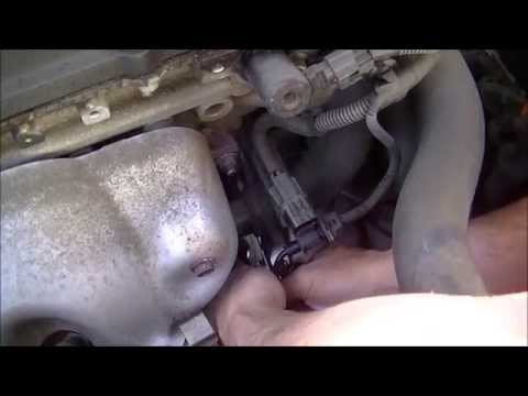 Kia Rio Crankshaft Position Sensor Replacement