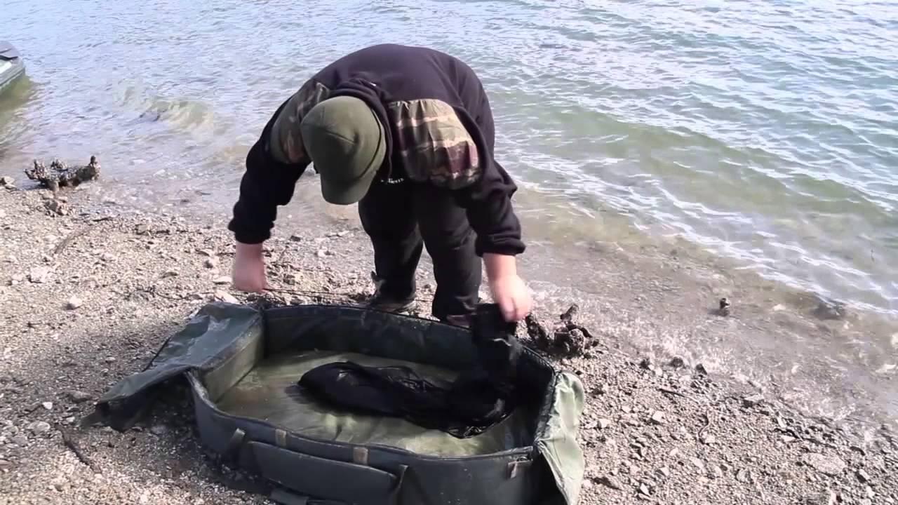 Le rapport sur la pêche à tcherepovtse