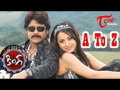 King - Telugu Songs - A To Z Ap Mottam video