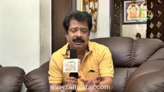 Director And Actor R Pandiarajan Interview