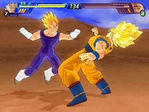 DBZ BT3 Innocent World