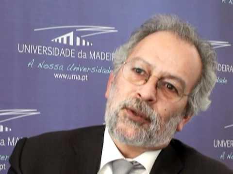 Entrevista do Reitor da UMa à Agência Lusa