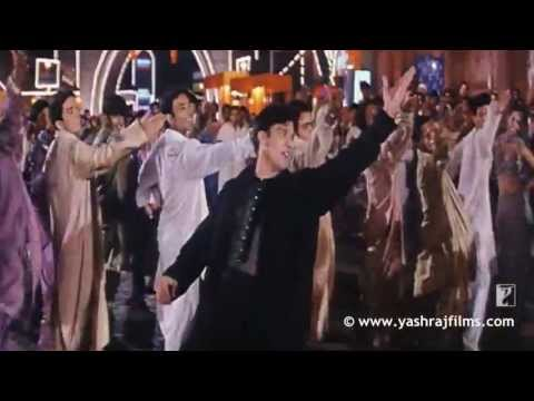 Pairon Mein Bandhan Hai - Song - Mohabbatein  Movie  song