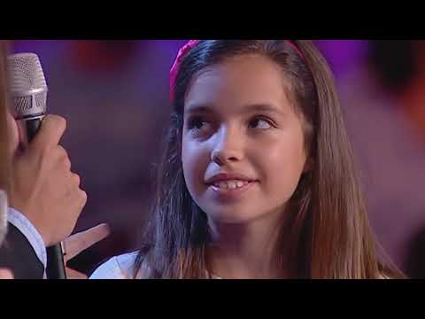 Bárbara Pina VS Filipa Ferreira VS Carolina Macieira - Balada do Desajeitado - The Voice Kids