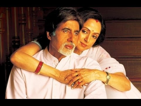Main Yahan Tu Wahan Full Video Song | Baghban | Amitabh Bachchan...