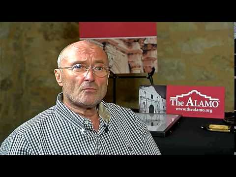 Ruben Dominguez sits down with Phil Collins!
