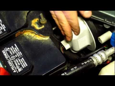 How To Replace Change Headlight And Bulb Subaru Legacy