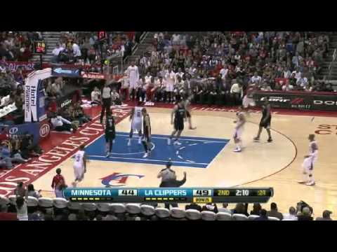 Minnesota Timberwolves Vs LA Clippers 10 April 2013 - NBA CIRCLE Highlights http://www.nbacircle.com