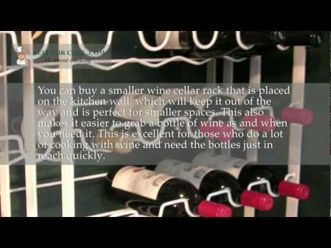 The Benefits of a Wine Cellar Rack