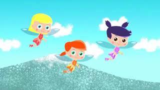 Zanutele padurii - Cantece pentru copii Paradisul Vesel TV