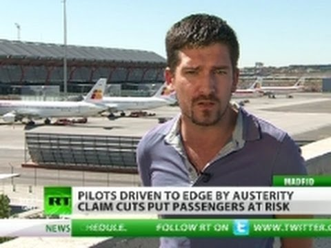 Flying Low: 'Suicidal' cuts strike Spanish aviation