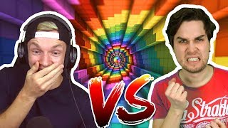 ENZO VS WOUTER IN MINECRAFT DROPPER TOERNOOI!