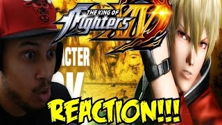 "TRAILER SO LIT POPOS ARE OUTSIDE! KOF XIV - DLC CHARACTER ""ROCK HOWARD"" REACTION!!!"