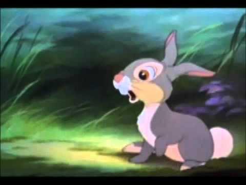 Thumper gets a girlfriend!