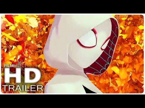 SPIDER-MAN: INTO THE SPIDER-VERSE Trailer 2 (2018)   trailer