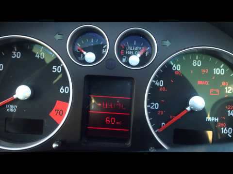 2001 Audi TT Quattro TDI Roadster Instrument Cluster Problems