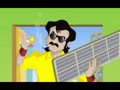 Rajnikanth Jokes  - Rajni Can't But Robo Can