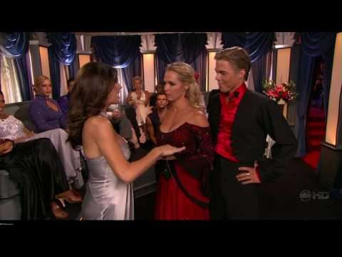 Jennie Garth and Derek Hough - Paso Doble, Week 4 of Season 5 - High Definition
