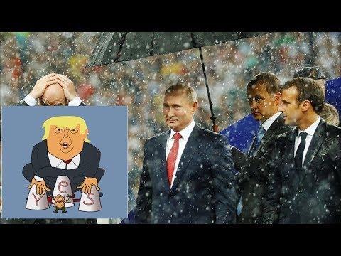 Хельсинки тщеславия, новые санкции и месть Макрона. HELGI`s NEWs