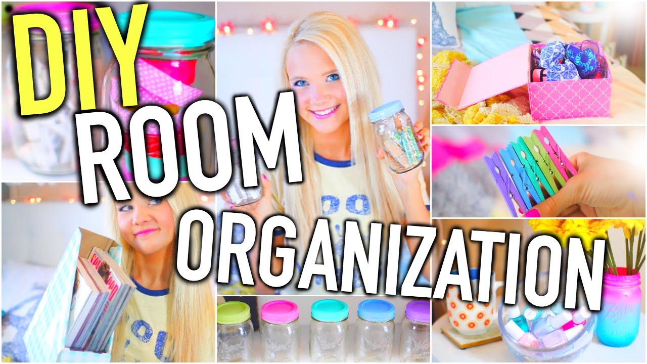 Diy room decor organization for 2015 youtube for 5 diy summer room decor ideas