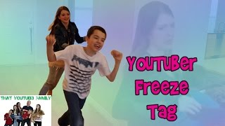 YouTuber Freeze Tag / That YouTub3 Family