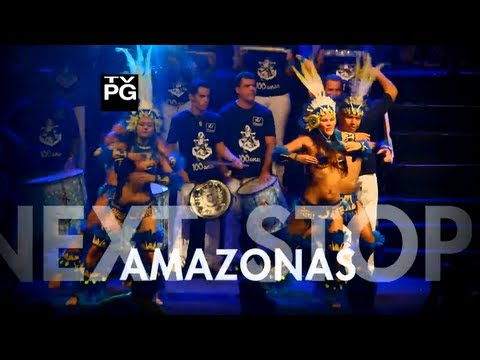 NextStop.TV - Next Stop: Amazonas | Next Stop Travel TV Series Episode #036