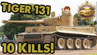 TIGER 131 - 10 KILLS! - Tankfest 2017 Debrief - WoT Xbox One