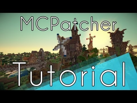 How To Install MCPatcher With DokuCraft