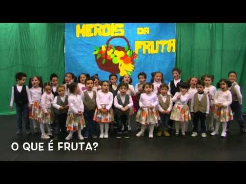 Hino da Fruta 2013/214 - Casa da Crian�a de Figueir� dos Vinhos - Leiria