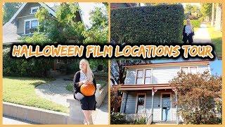 HALLOWEEN FILM LOCATIONS | Original 1978 movie | Sugarmynt Gallery