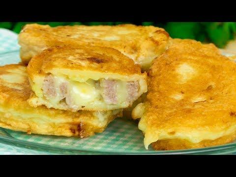 Минимум усилий - максимум удовольствия! Необычный способ приготовления мясного рулета | Appetitno.TV