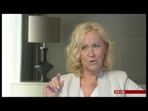 Abba&#039;s Agnetha is back ... BBC Breakfast interview 10.5.2013