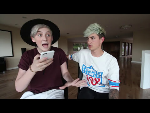 The Backwards Word Challenge (w/ Kian Lawley)