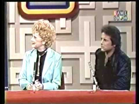 Lucille Ball on Password 1981 Part 1a