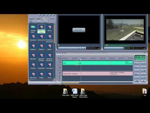 Простой способ монтажа и сжатия видео от Fraps в HD