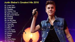 All New Songs By Justin Bieber - Justin Bieber Songs List [Justin Bieber Greatest Hits Songs]