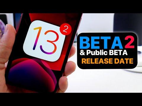 iOS 13 Beta 2 & Public Beta Expected Release Date + iOS 13 Bugs