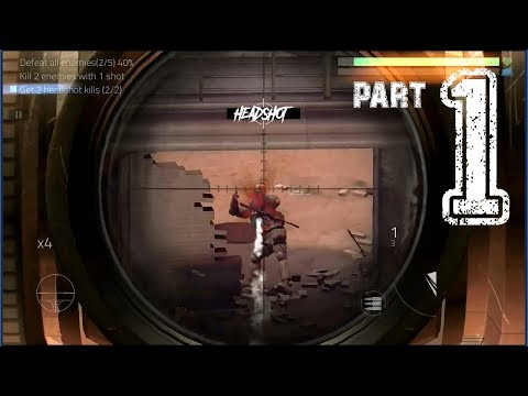 Cover Fire: Best 3d Sniper Shooting Game (by Genera Games) Android Gameplay Chapter 14