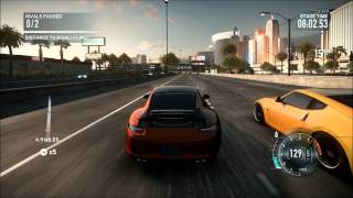 NFS The Run - Entering Las Vegas - Maxed Out - i7 2600K - XFX HD 6870