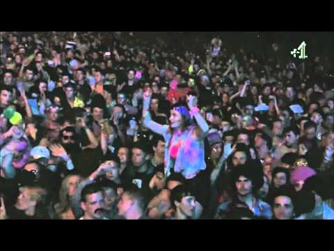 Disclosure(White Noise) + Foals(My Number)-Bestival 2014