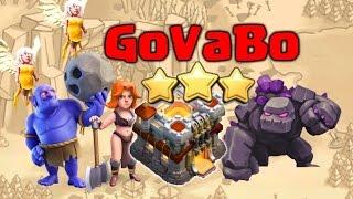 download lagu Clash Of Clans - Govabo Th11 Bowler Walk War gratis