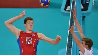 Top 10 Best Volleyball Spikes in The OG:  Dmitriy Muserskiy