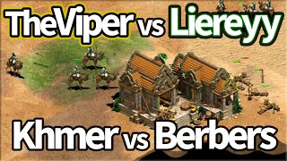TheViper vs Liereyy | Khmer vs Berbers